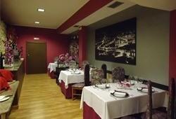 cena en restaurante centro